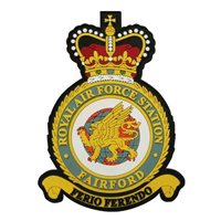 RAF Fairford Patches