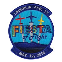 Fiesta of Flight Patches
