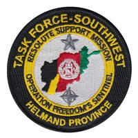 Task Force Southwest Patches