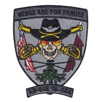 Ft Rucker AH-64 Classes Patches