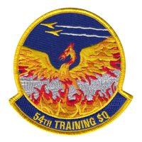 54 TRS Patches