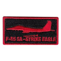 55 Squadron RSAF Patches