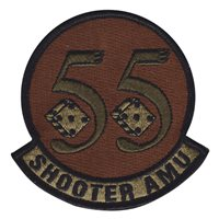 55 AMU Patches