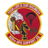 920 OSS Patches