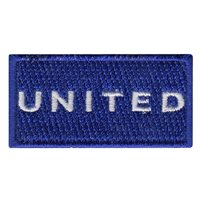 United Airlines Patches