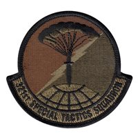321 STS Patches
