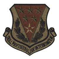 321 AEW Patches