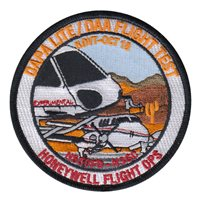 Honeywell Flight Test Patches