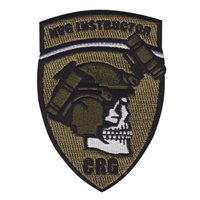 123 CRG Patches
