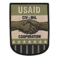 USAID Custom Patches