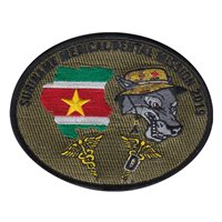 South Dakota Army National Guard Patches