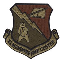 Elmendorf PME Center Custom Patches