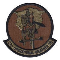 21 OWS Patches