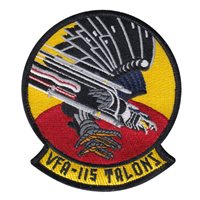 VFA-115 Custom Patches