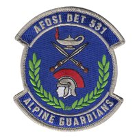 AFOSI Det 531 Custom Patches