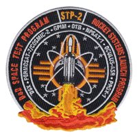 Space Test Program Custom Patches |