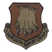 22 MSG Custom Patches