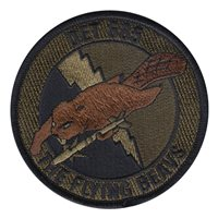 AFROTC Det 685 Oregon State University Custom Patches