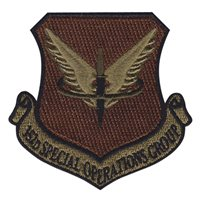 352 SOG Patches