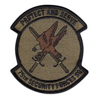 75 SFS Custom Patches