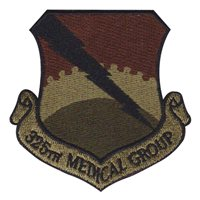325 MDG Custom Patches