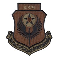 HQ AFSOC Custom Patches