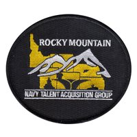 NTAG Rocky Mountain Custom Patches