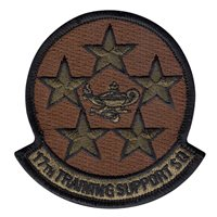 17 TRSS Patches