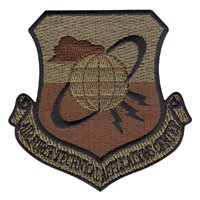 AFTAC Custom Patches