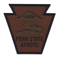 AFROTC Det 720 Pennsylvania State University Custom Patches