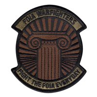 Joint Task Force Guantanamo Custom Patches