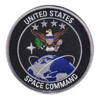 SPACECOM Custom Patches
