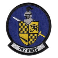757 AMXS Patches