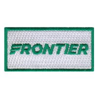 Frontier Airlines Custom Patches