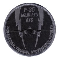 Academic Training Center Custom Patches