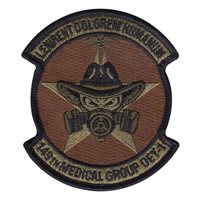 149 MDG Custom Patches