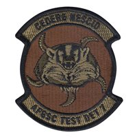 AFGSC Det 7 Custom Patches