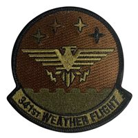 341 WF Patches