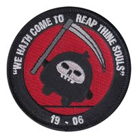 163 AW Custom Patches