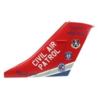 Civilian Aircraft Tail Flashes