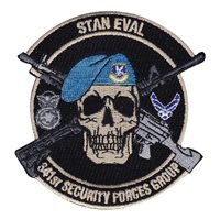 341 SFG Custom Patches