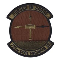 775 CES Custom Patches
