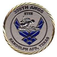 Randolph AFB Challenge Coins