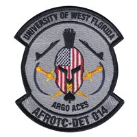 AFROTC Det 014 University of West Florida Custom Patches