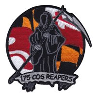 175 COS Custom Patches