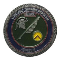 Department of Defense Challenge Coins