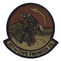 107 CES Patches