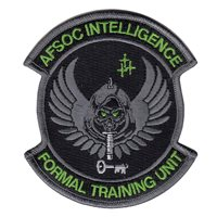 AFSOC IFTU Patches