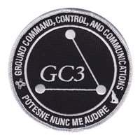 Space RCO Custom Patches