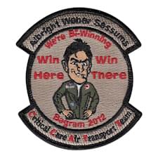 CCATT Charlie Sheen Patch